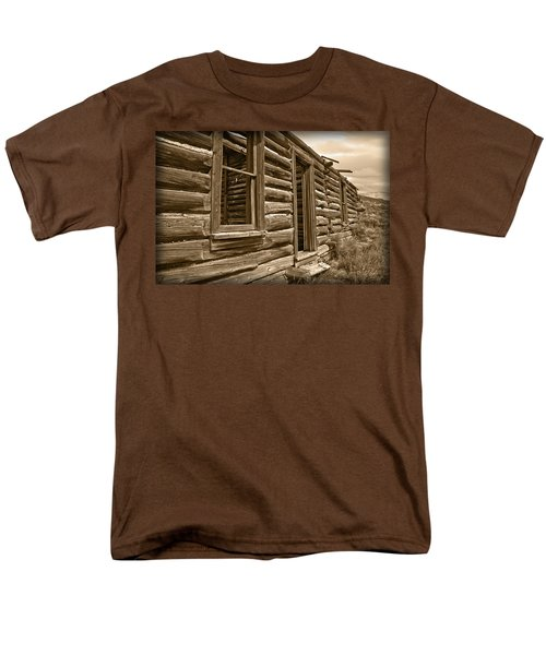 Abandoned T-Shirt by Shane Bechler