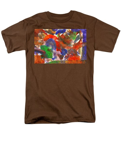 Abstract - Acrylic - Synthesis T-Shirt by Mike Savad
