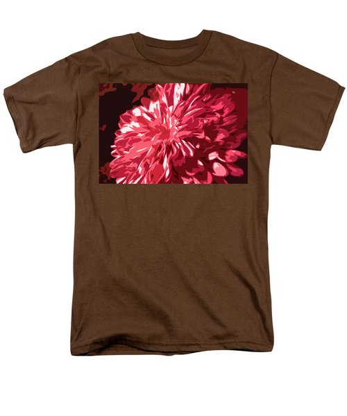abstract flowers T-Shirt by Sumit Mehndiratta