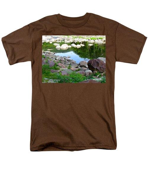 Beyond the Potholes T-Shirt by Randi Shenkman