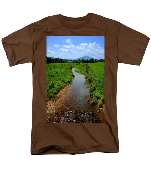 Cool Mountain Stream T-Shirt by Frozen in Time Fine Art Photography