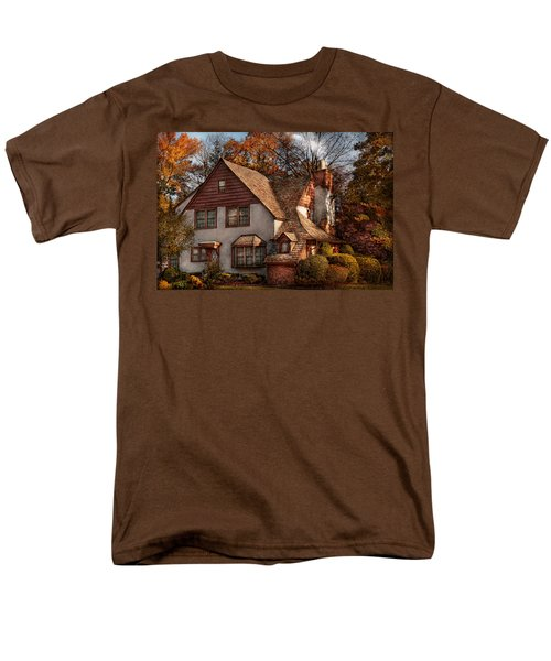 Cottage - Westfield NJ - Family Cottage T-Shirt by Mike Savad