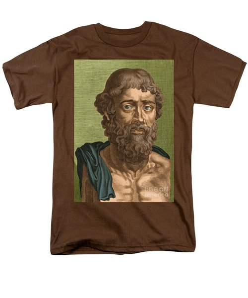 Demosthenes, Ancient Greek Orator T-Shirt by Photo Researchers