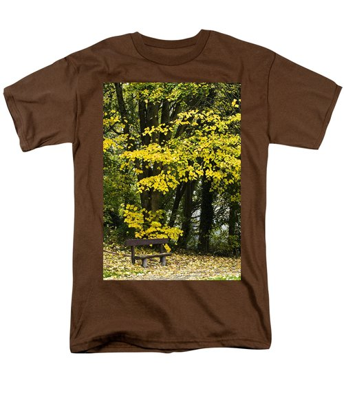 Dun Na Ri Forest Park, County Cavan T-Shirt by Peter McCabe