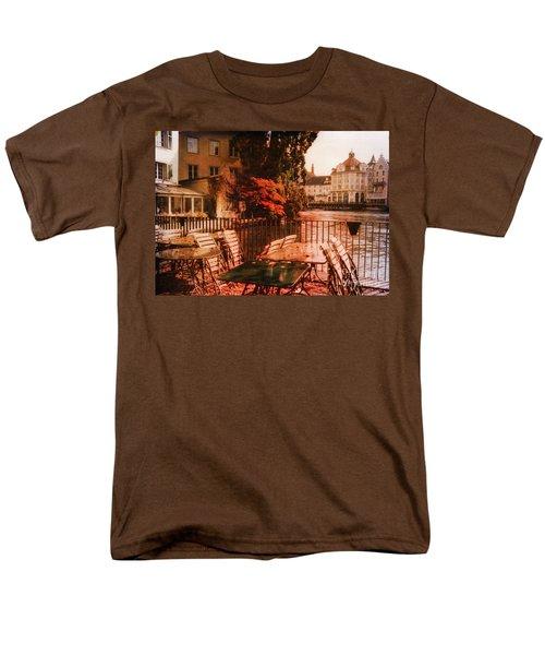 Fall in Lucerne Switzerland T-Shirt by Susanne Van Hulst