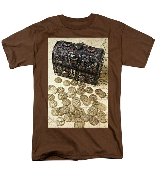 Fancy Treasure Chest  T-Shirt by Garry Gay