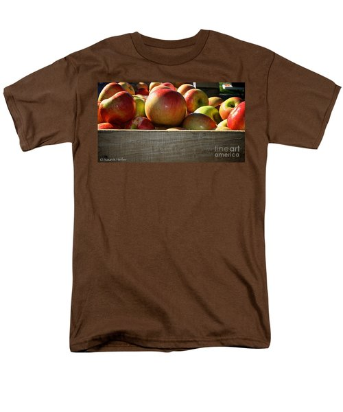 Honey Crisp T-Shirt by Susan Herber
