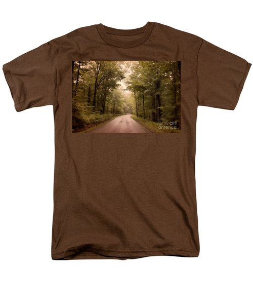 Into The Mists T-Shirt by Lois Bryan