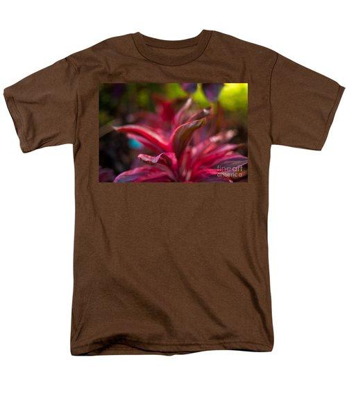 Island Bromeliad T-Shirt by Mike Reid