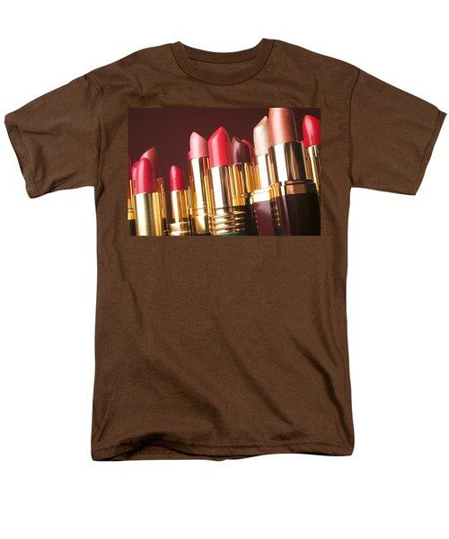 Lipstick tubes T-Shirt by Garry Gay