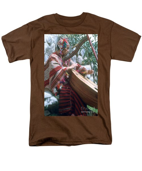 Lute Player T-Shirt by Photo Researchers, Inc.