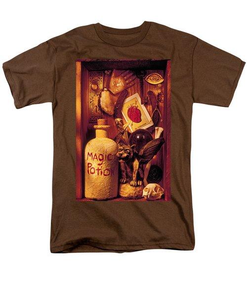 Magic Things T-Shirt by Garry Gay