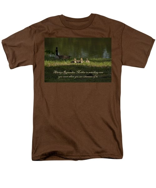 Mother's Watchful Eye T-Shirt by Kathy Clark