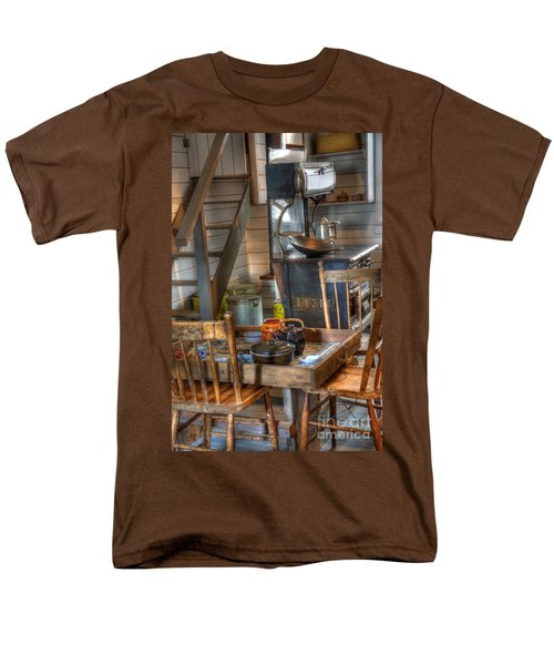 Nostalgia Country Kitchen T-Shirt by Bob Christopher