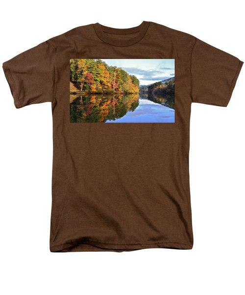 Reflections of Autumn T-Shirt by Susan Leggett