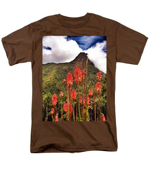 Rocket's Red Glare T-Shirt by Skip Hunt