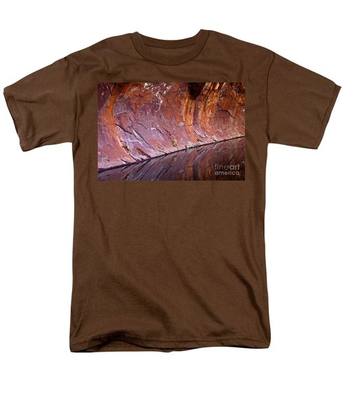 Sandstone Reality T-Shirt by Mike  Dawson
