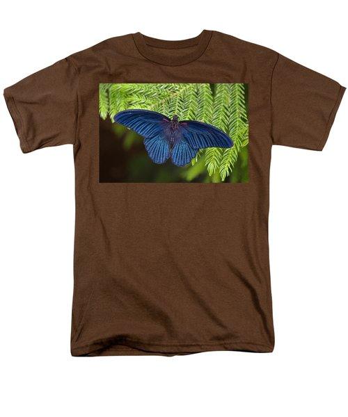 Scarlet Swallowtail T-Shirt by Joann Vitali