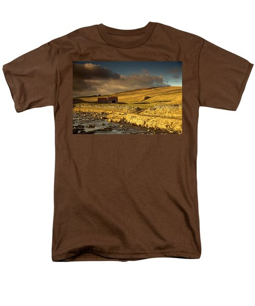 Shed In The Yorkshire Dales, England T-Shirt by John Short