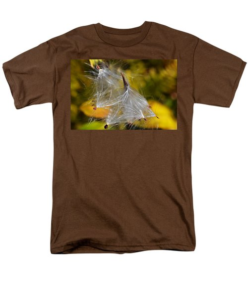 Silky Autumn T-Shirt by Susan Leggett
