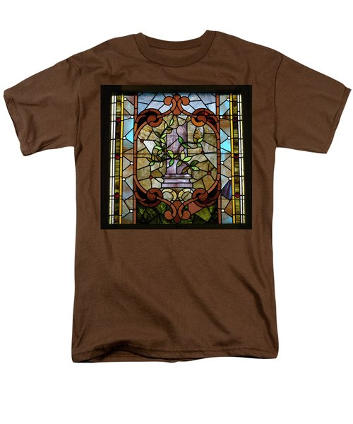 Stained Glass LC 12 T-Shirt by Thomas Woolworth