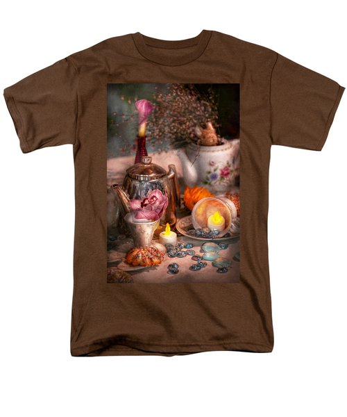 Tea Party - I would love to have some tea  T-Shirt by Mike Savad