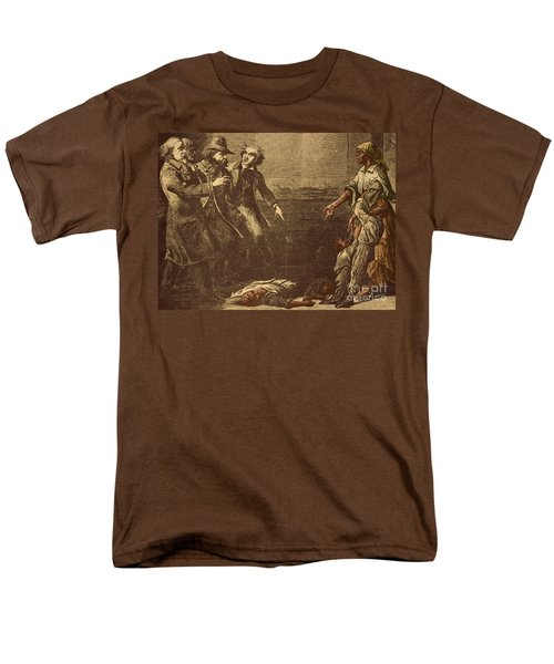 The Capture Of Margaret Garner T-Shirt by Photo Researchers