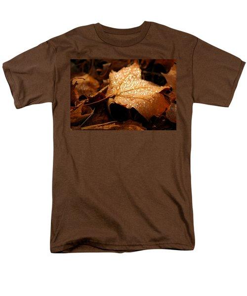 The enlightened Maple leaf T-Shirt by LeeAnn McLaneGoetz McLaneGoetzStudioLLCcom