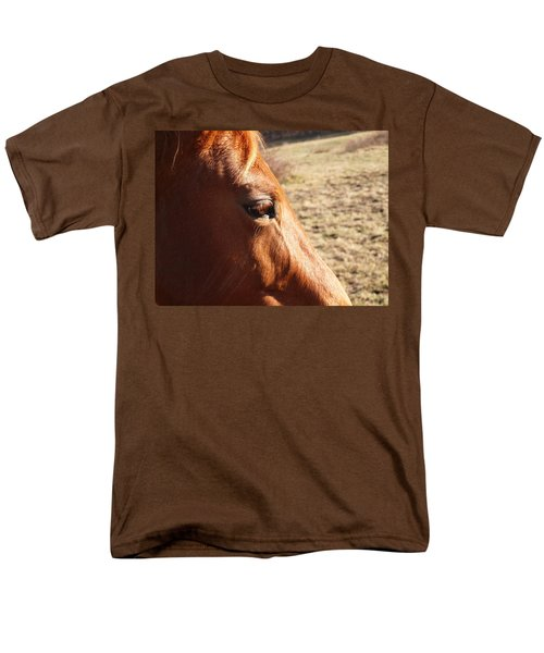 the eye of the horse T-Shirt by Robert Margetts