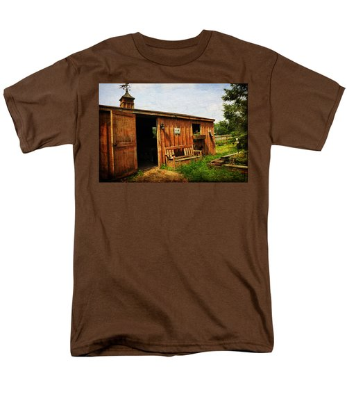 The Stable T-Shirt by Paul Ward