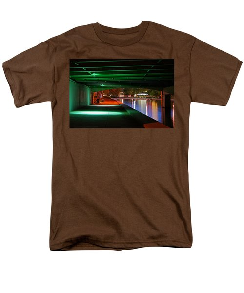 Under the Bridge T-Shirt by Joann Vitali