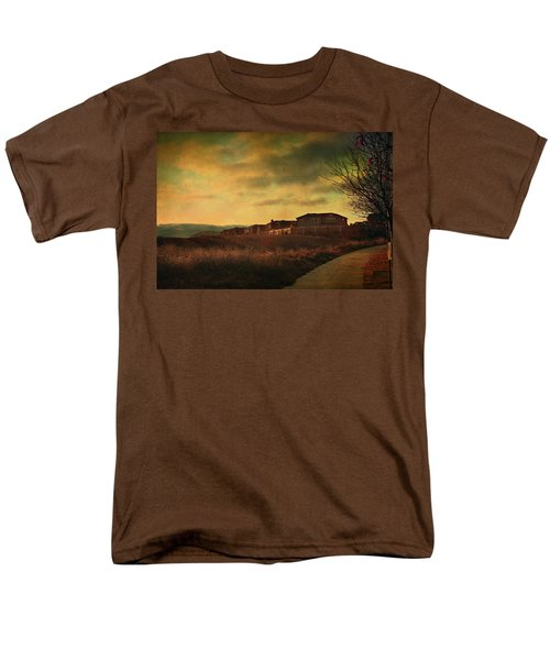 Walking Alone T-Shirt by Laurie Search