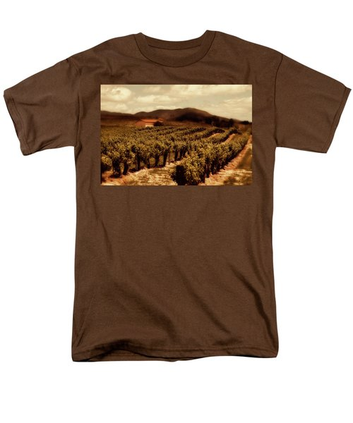 Wine Country T-Shirt by Peter Tellone