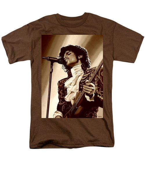 Prince The Artist Men's T-Shirt  (Regular Fit) by Paul Meijering