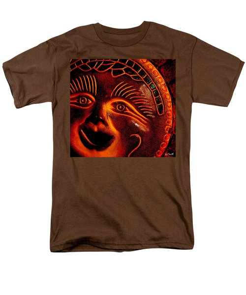 Sun Burn T-Shirt by Ed Smith