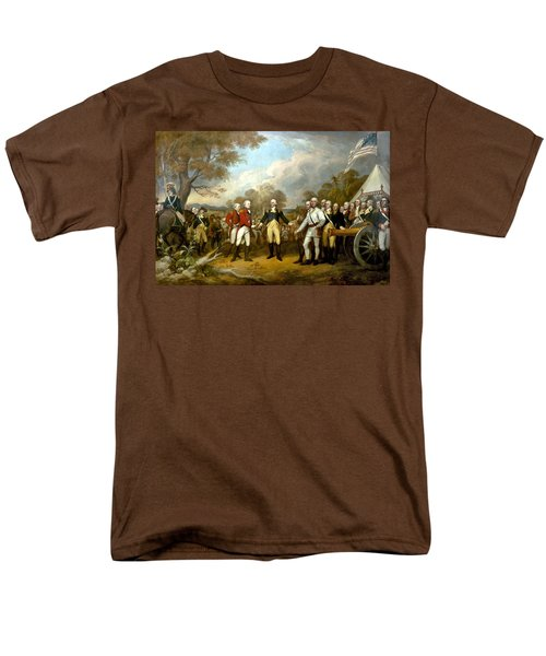 The Surrender of General Burgoyne T-Shirt by War Is Hell Store