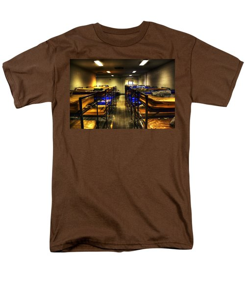 A Bed For The Night T-Shirt by Dan Stone