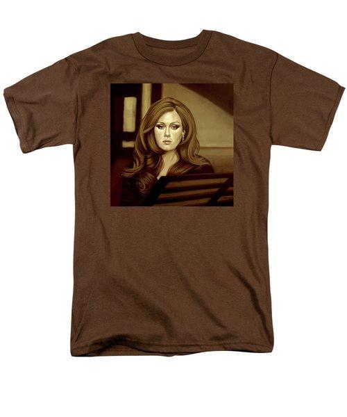 Adele Gold Men's T-Shirt  (Regular Fit) by Paul Meijering