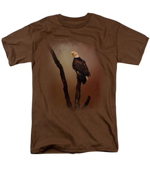 After The Autumn Storm Men's T-Shirt  (Regular Fit) by Jai Johnson
