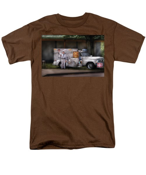 Americana -  We sell Ice Cream T-Shirt by Mike Savad