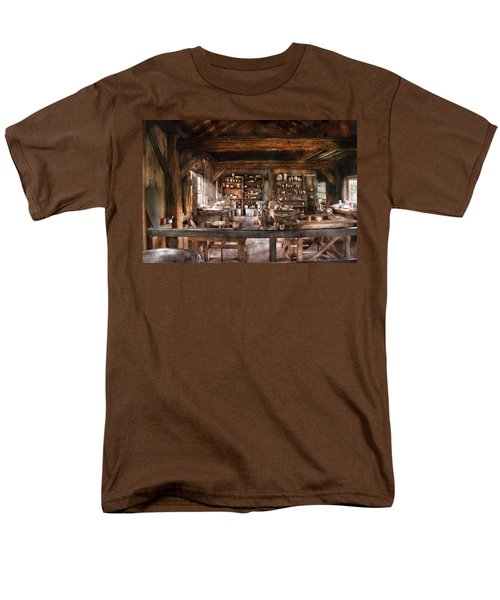 Artist - Potter - The Potters Shop  T-Shirt by Mike Savad