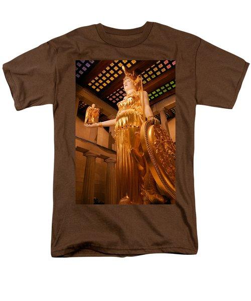 Athena with Nike T-Shirt by Kristin Elmquist
