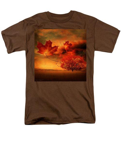 Autumn Blaze T-Shirt by Lourry Legarde