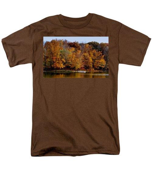 Autumn Trees T-Shirt by Sandy Keeton
