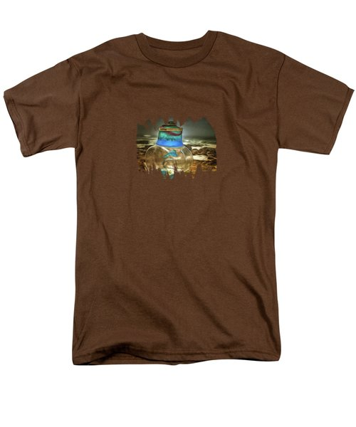 Beach Treasures Men's T-Shirt  (Regular Fit) by Thom Zehrfeld