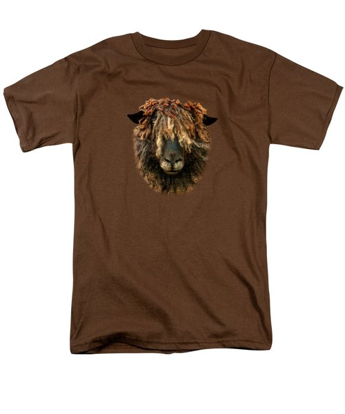 Beacuse Ewe Are Worth It 2 Men's T-Shirt  (Regular Fit) by Linsey Williams