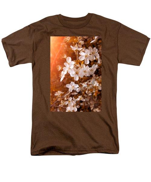 Blossoming Garden Men's T-Shirt  (Regular Fit) by Konstantin Sevostyanov
