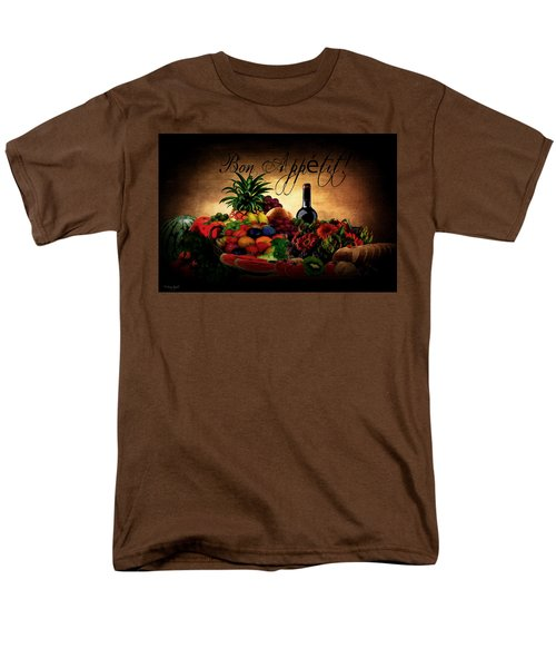 Bon Appetit T-Shirt by Lourry Legarde