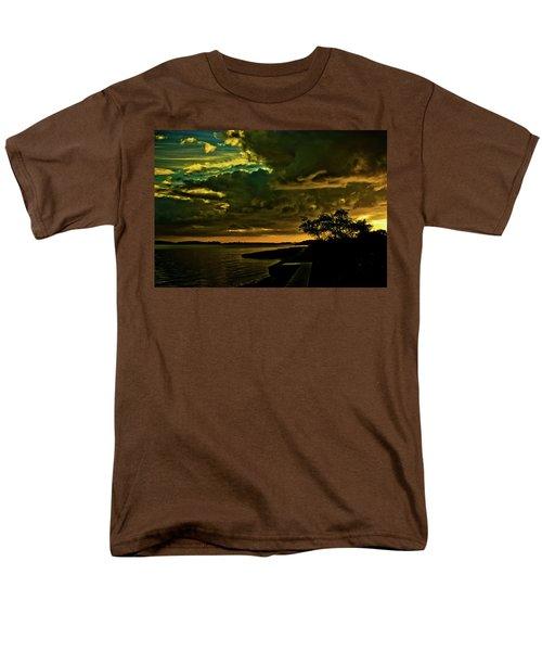 Boston Bay Sunrise T-Shirt by Albert Seger