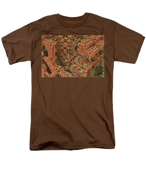 Bricks and Mortar T-Shirt by Lyle Hatch